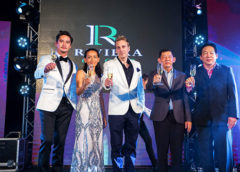 Monaco launches with party of the year; Ocean Drive revealed