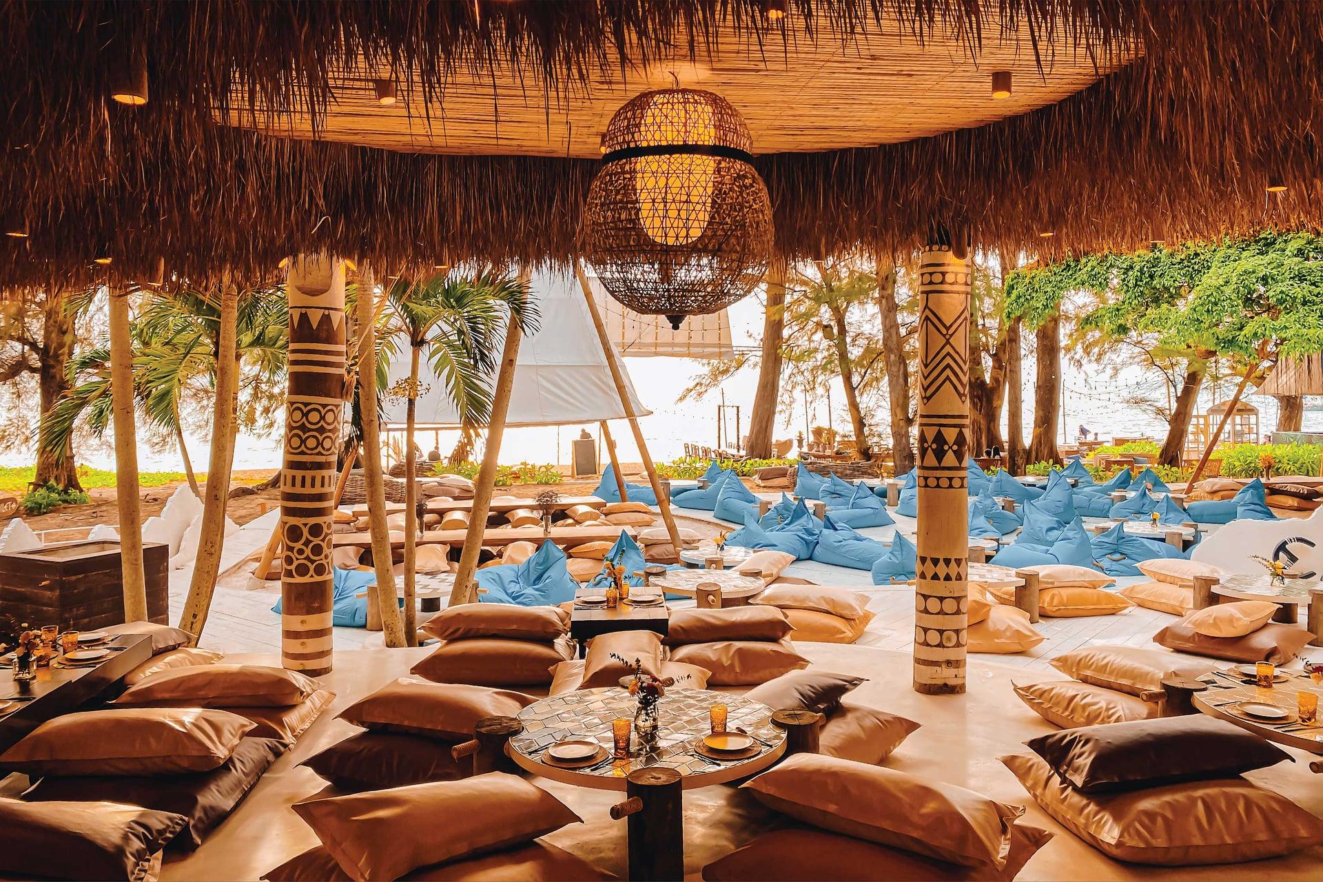 Rustic, Boho, Stylish & Chic… Cave Beach Club & Restaurant | REm Magazine